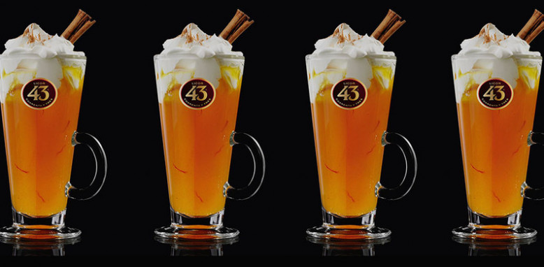 Licor 43 cocktail appeltaart