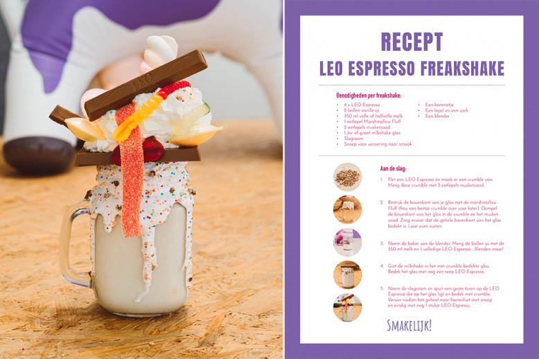 LEO Espresso Freakshake