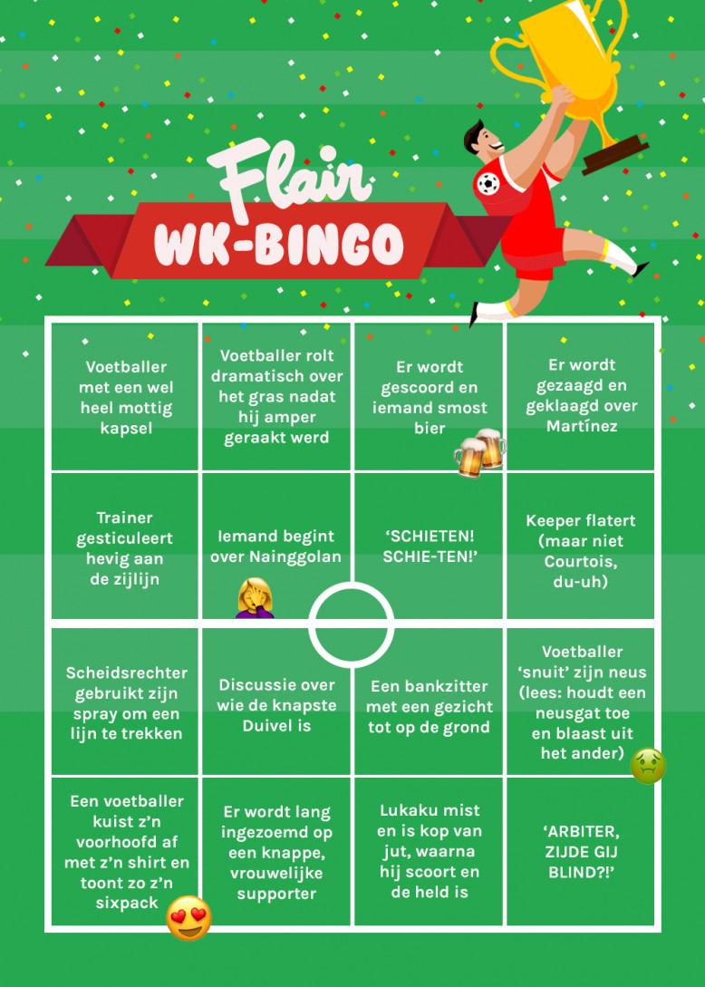 WK-bingo