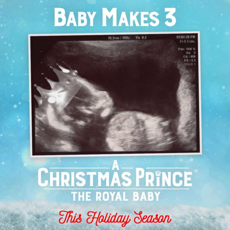 A Christmas Prince 3 Netflix