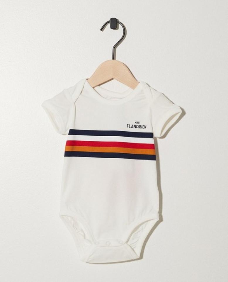 T-shirt 'Mini Flandrien' JBC