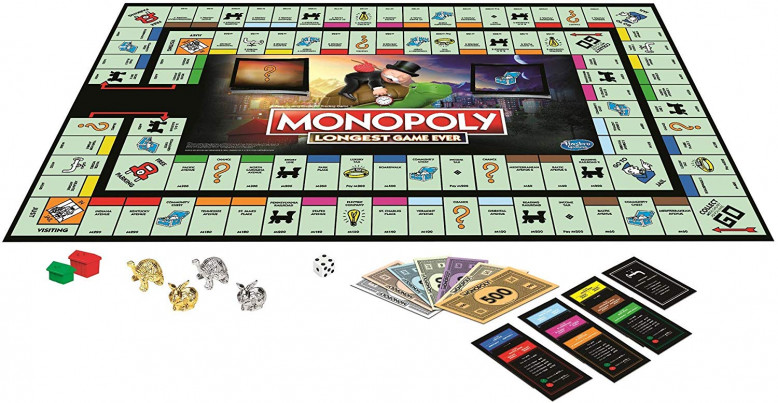 Monopoly 'Longest Game Ever'