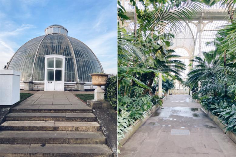 Kew Gardens in Londen