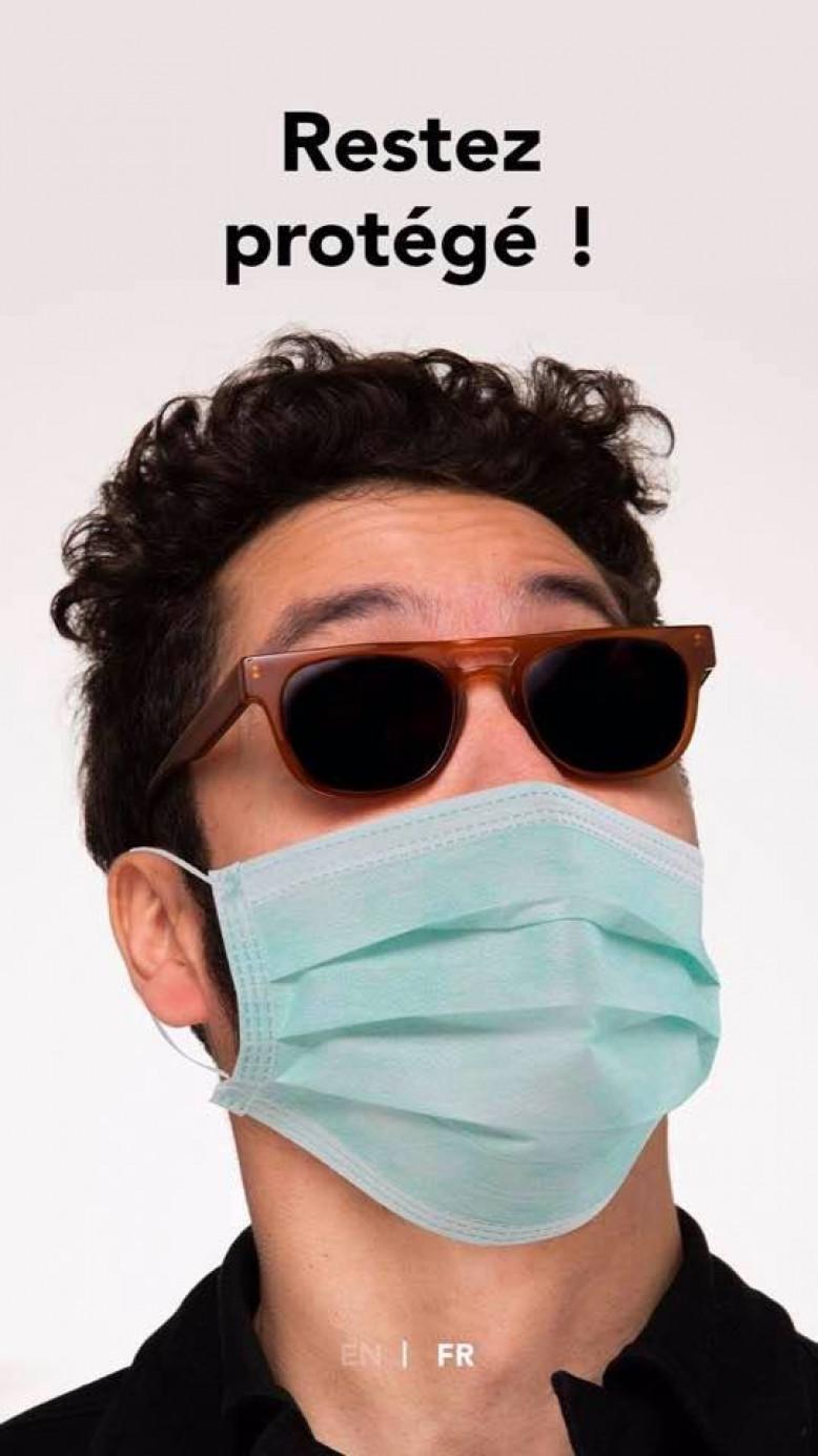 Polette - Coronavirus - DR