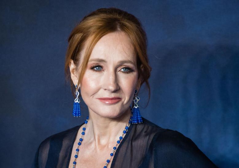 J.K. Rowling publie un nouveau conte - Getty Images