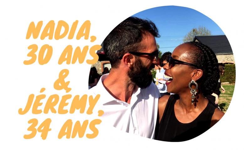 Nadia, 30 ans & Jérémy, 34 ans - Couples mixtes - Montage Flair