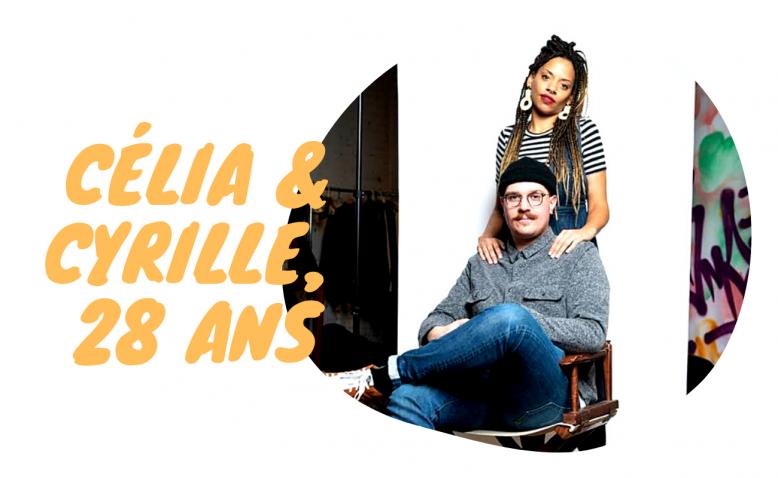 Célia Berlemont et Cyrille - Couples mixtes - Flair