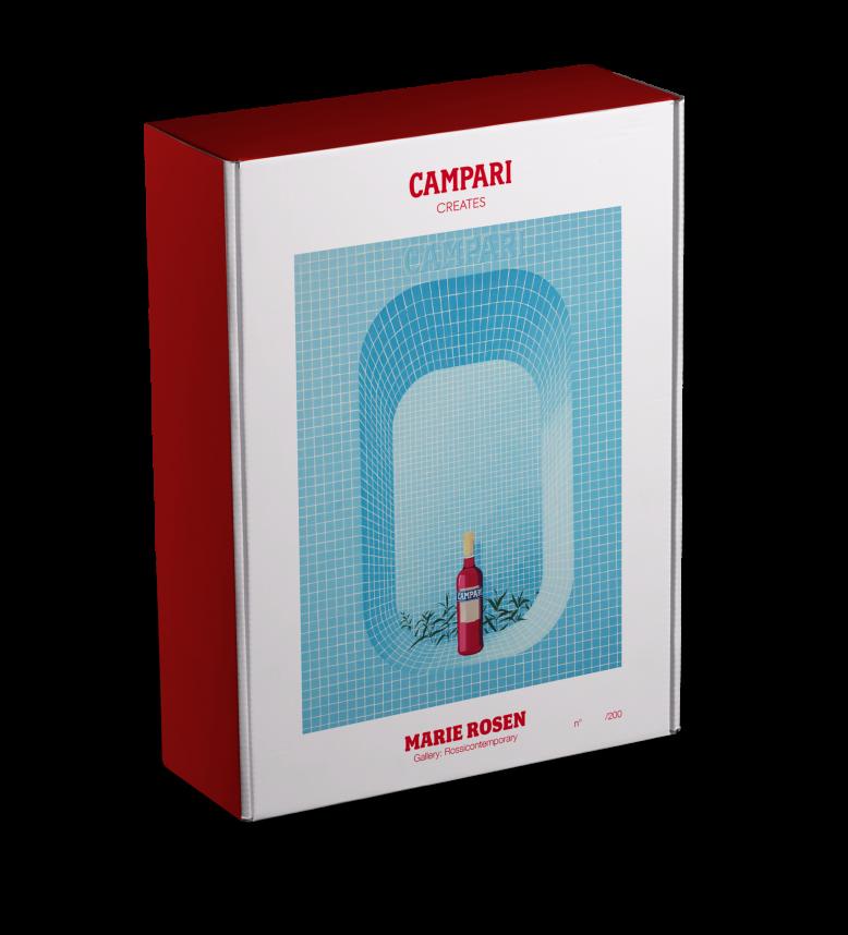 Campari Art Box soutient les musées bruxellois DR